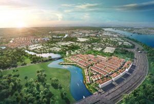 đầu tư dự án aqua city
