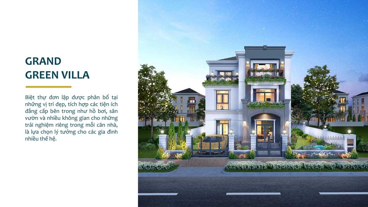 Grand Green Villa