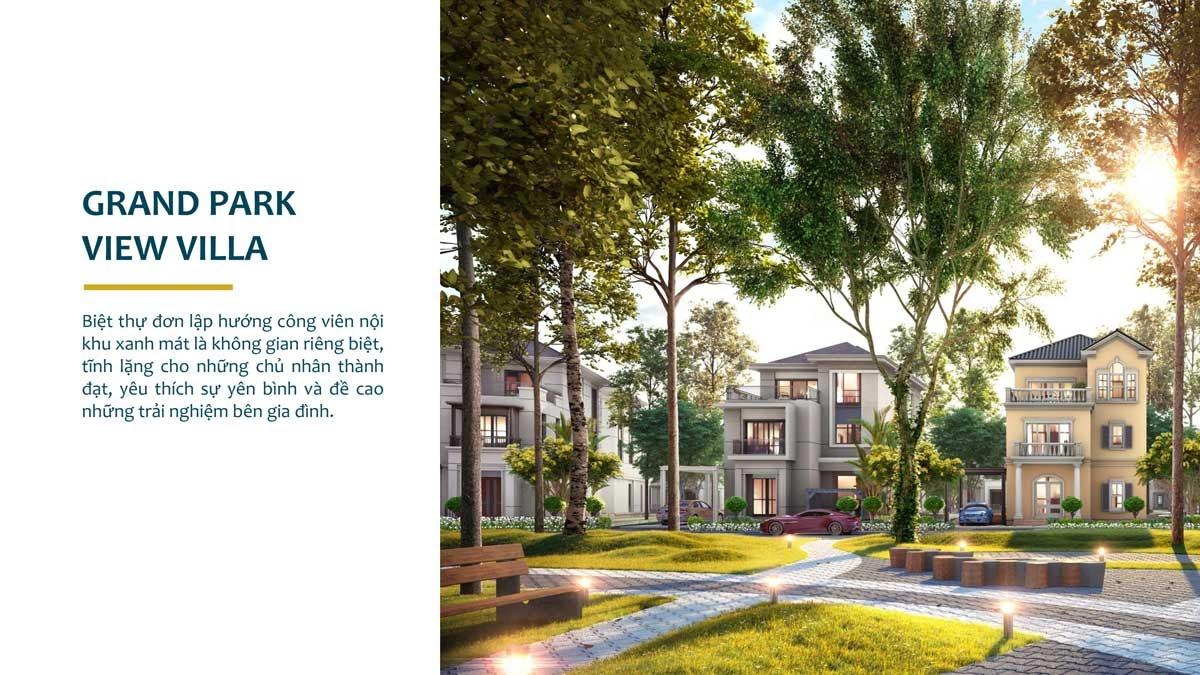 Grand Park View Villa