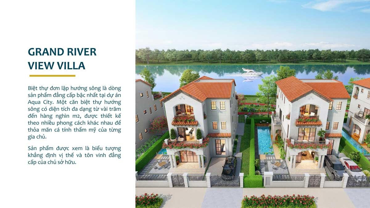 Grand River View Villa