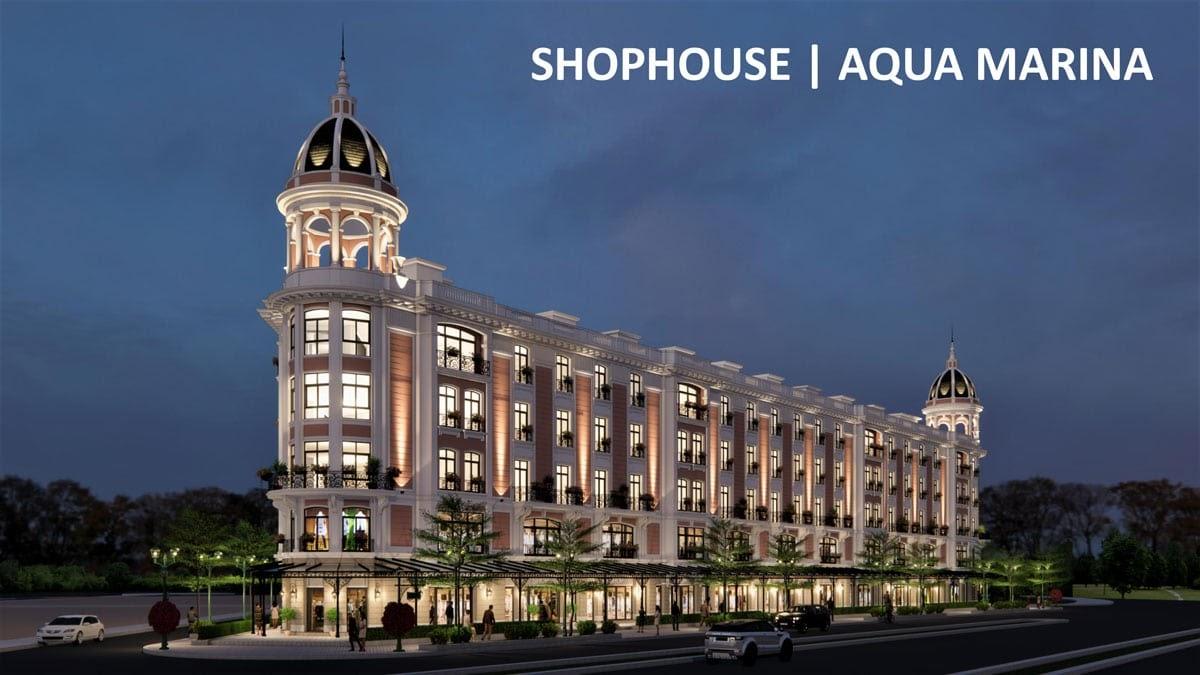 Cư dân thỏa thích mua sắm tại Shophouse được đầu tư đẳng cấp