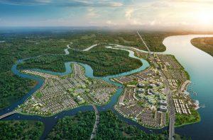 pháp lý dự án aqua city