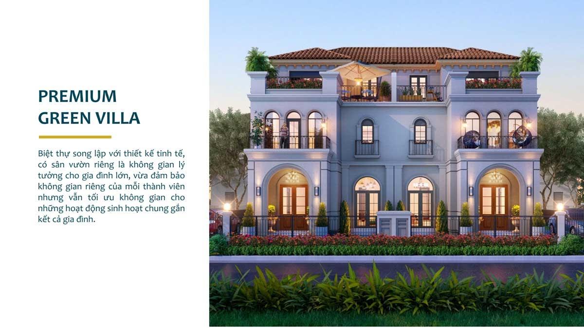 Premium Green Villa