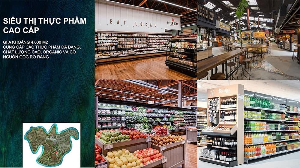 Sống xanh, sống sạch mỗi ngày với siêu thị thực phẩm cao cấp
