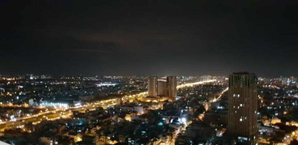 View dự án the grand manhattan quận 1