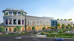 Trung tâm thương mại aqua city central mall