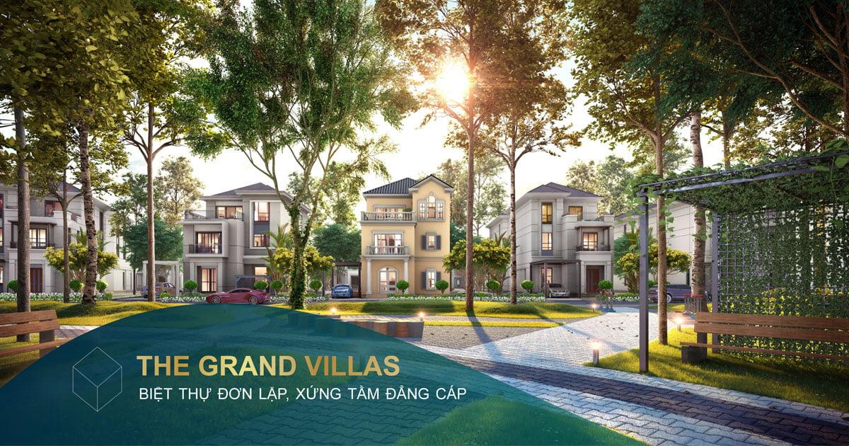 The Grand Villas