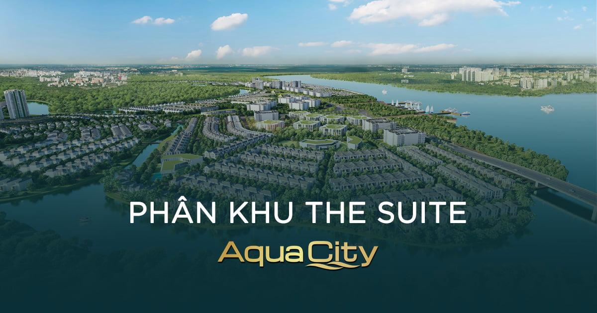 the suite aqua city
